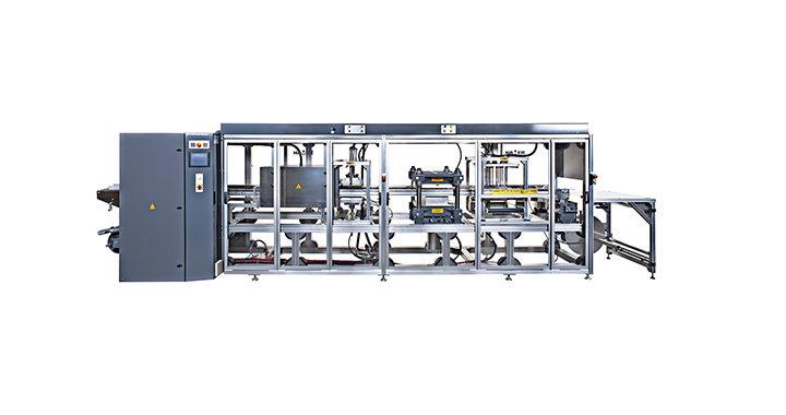 Máquina termoformadora FV35R portada