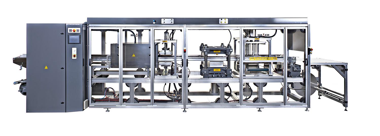Máquina termoformadora FV35R
