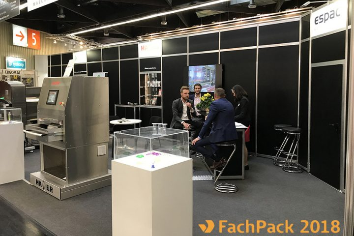 máquinas de embalaje blíster Fachpack