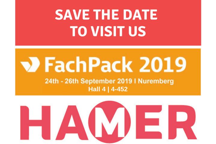 Fachpack 2019 Hamer